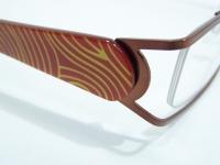 Tony Morgan MOD-C 2133 C1 fém damilos szemüvegkeret 50-18-135