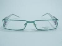 Tony Morgan TMC2018 C1 fém damilos szemüvegkeret 52-17-130