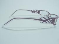 Tony Morgan TMC2017 C2 fém damilos szemüvegkeret 52-18-135