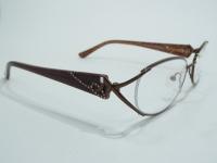 Tony Morgan MOD-C2090 C3 fém damilos szemüvegkeret 53-18-135