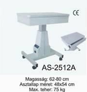 as-2512a motoros asztal