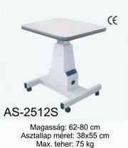 as-2512s motoros asztal