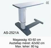 as-2521a motoros asztal