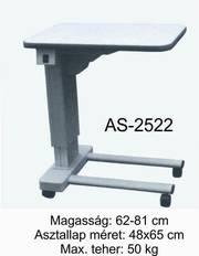 as-2522 motoros asztal