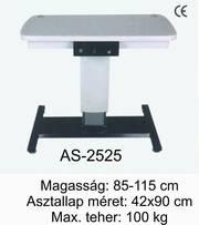 as-2525 motoros asztal