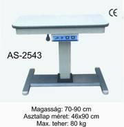 as-2543 motoros asztal