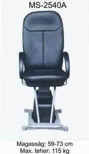 ms-2540a vizsgáló szék