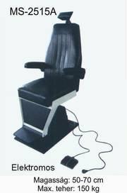 ms-2515a elektromos vizsgáló szék